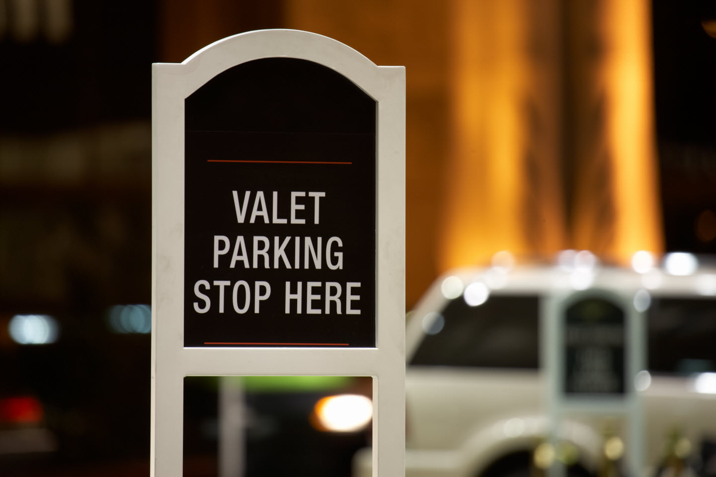 Miami valet parking service